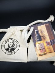 Масло для бороды Tipple Whisky Beard Oil CAPTAIN FAWCETT'S Sample 2ml