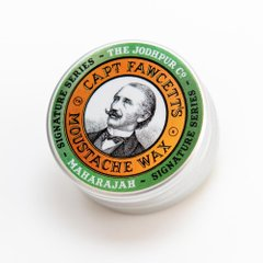 2234 Воск для усов Captain Fawcett's  Maharajah Moustache Wax 15 мл