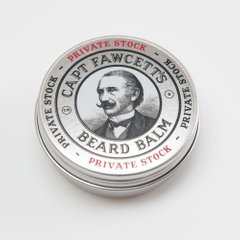 3333 Бальзам для бороди Captain Fawcett's Private Stock Beard Balm, 60 мл