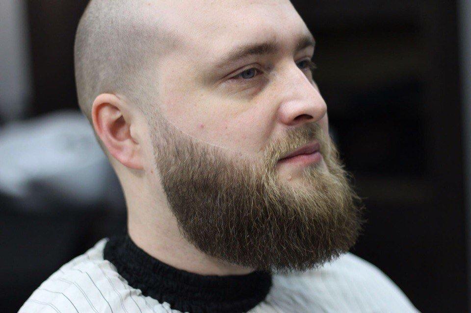 Как сделать бороду и усы фото 143