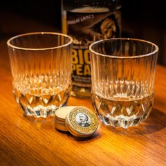 2228 Воск для усов BIG PEAT Islay Malt Whisky Moustache Wax, 15 мл
