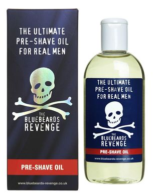 3065 Масло до бритья The Bluebeards Revenge Pre-Shave Oil, 250мл