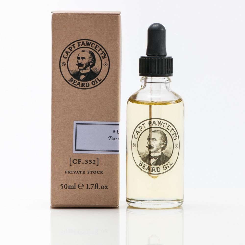 0300 Масло для бороды CAPTAIN FAWCETT'S